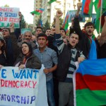 Azerbaijani criticized for repressing media's dissenting voices