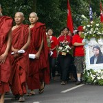 Japanese photographer's murder in Myanmar remains unpunished six years later