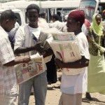 Sudanese security blocks distribution of seven newspapers without specifying reason