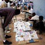 Sudan security services seize newspapers after report on militia