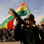 Bolivian media finances threatened by mandatory government content