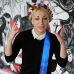 Topless Ukrainian feminist protest group a study in contradictions