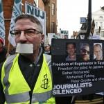 Al Jazeera trial highlights Egyptian military's media crackdown