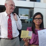 Thai journalists face defamation charge