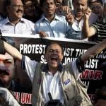 Pakistan's defense ministry demands closure of TV station