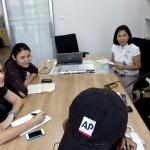 Veteran journalist Aye Aye Win on the challenges reporting in Myanmar