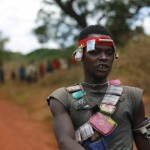 Christian-Muslim fighting leads to ethnic cleansing in Central African Republic