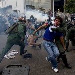 Venezuela rifts grow as protests persist