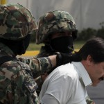 "Police crackdown on Mexican journalists covering ""El Chapo"" protests"