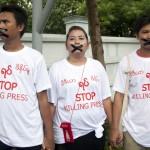 Despite looser laws, Myanmar journalists facing crackdowns