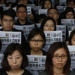 Hong Kong press freedom threatened