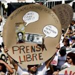 Venezuela's press under fire