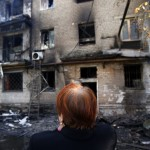 Project Exile: Ukrainian flees amidst fighting