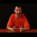 British photojournalist speaks in ISIL video