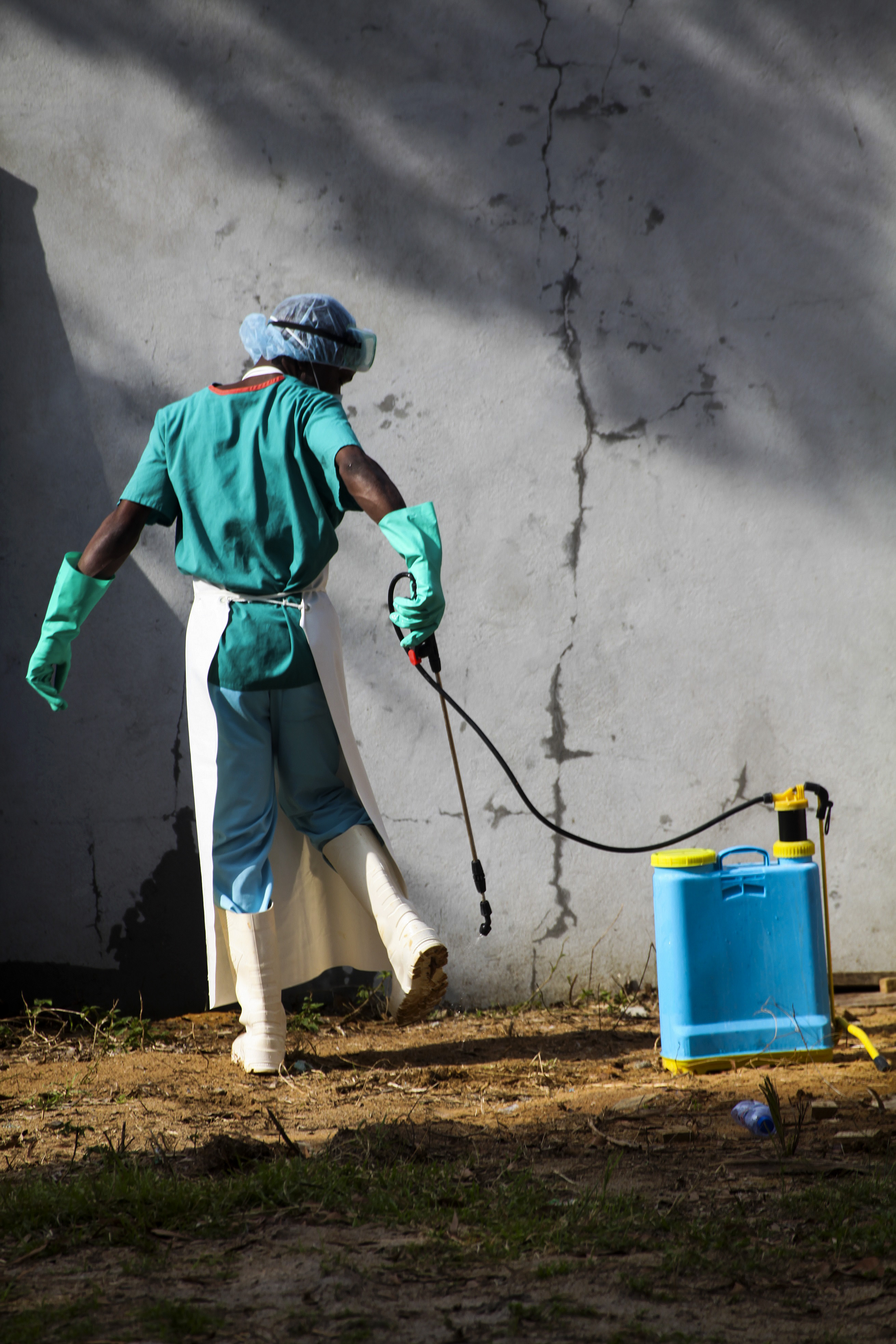 an epidemic of ebola virus essay As the ebola epidemic in west africa has spiraled out of control, affecting  thousands of liberians, sierra leonians, and guineans, and.