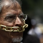 Mexican journalist abducted before peace rally