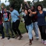 Freelance journalist arrested in Ferguson protests