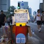 Hong Kong on the brink
