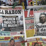 Peruvian reporter investigating gangs killed by masked men