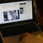 Guardian editor speaks about surveillance