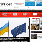 Honoring the Kyiv Post