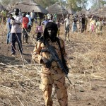 Five South Sudanese journalists slain in ambush