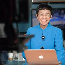 Maria Ressa (Courtesy)