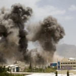 Yemeni journalist among dozens killed in Saudi-led airstrikes
