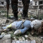 "Photo essay: ""There is no such thing as safety in Syria"""
