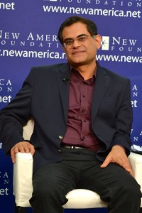 Raza Rumi, pictured in 2013. (New America Foundation)