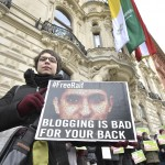 Floggings may resume for Saudi blogger