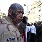 Far right groups flex muscle in U.K.