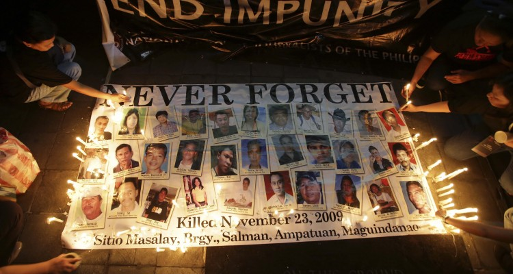 maguindanao massacre essay November 23, 2009 since a horrible massacre happened in maguindanao on one of the islands of the philippines – mindanao a number of.