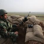 Kurds in conflict