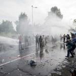 Migrant tide tests Hungary's hospitality, politics
