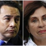 TV star, ex-first lady contest Guatemala poll