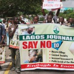 Nigerian journalist beaten by prison officials for photographs