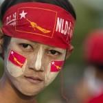 Myanmar's moment