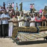 The dangers of reporting in Somalia