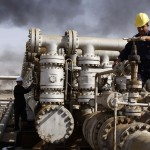Falling oil weighs on Mideast economies