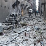 Citizen journalists report Syria conflict to world