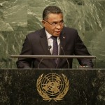 East Timor leader files suit over contract reporting