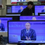 Russia's information war