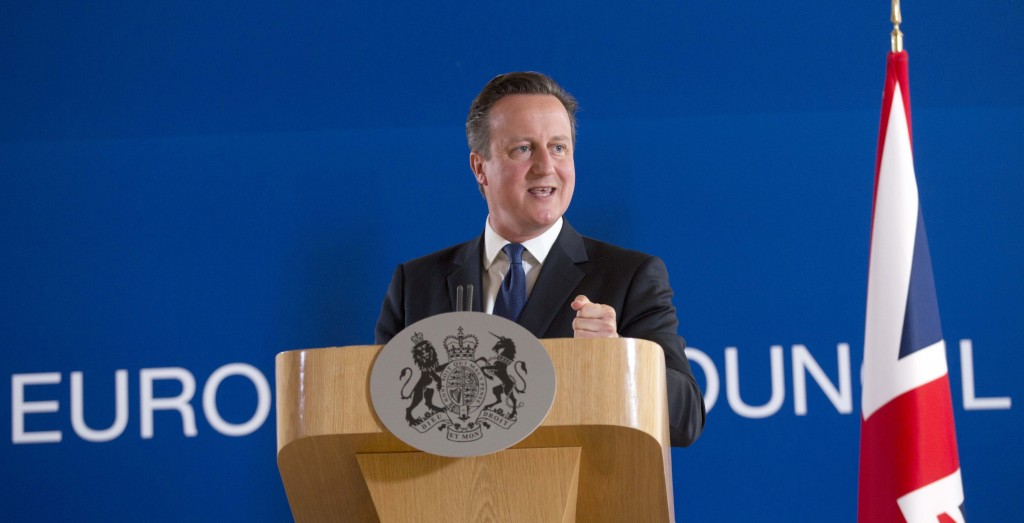 Prime Minister David Cameron has been the leading voice for the U.K. to remain in the EU. (AP Photo/Virginia Mayo, File)