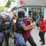 Maldives journalists face charges after protest