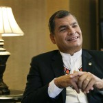 Correa supporters in online attack on Ecuador journalists