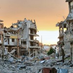 Project Exile:  Photographer smuggled out of Syria