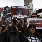 Mexican reporter slain outside his home