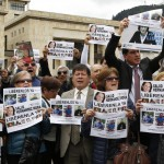 Colombia rebel group releases kidnapped journalists