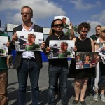 Turkey charges three press freedom activists